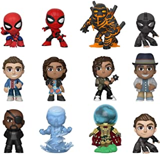 Funko Mystery Minis: Spider-Man Far from Home (One Mystery F
