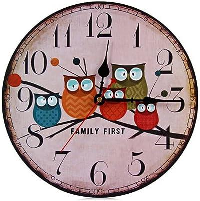Other Home Décor Clocks Charitable Cat Panda Bird Owl Animal Digital Alarm Clock Color Changing Decor Office Clocks