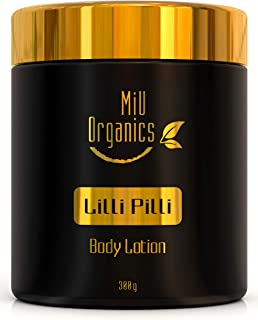 MiU Organics Body Lotion | Ultra Hydrating Moisturiser | Soothing Dry Skin & Hand Cream | Australia | Men & Women | Shea, Olive Leaf, Jojoba, Coconut Oil, Cocoa Butter, Macadamia Oil, Lemon Myrtle Extract & Vitamin C | Hands & Feet Care | Daily Nourishing All Skin Types | 100% Natural & Vegan | 300g | Gift