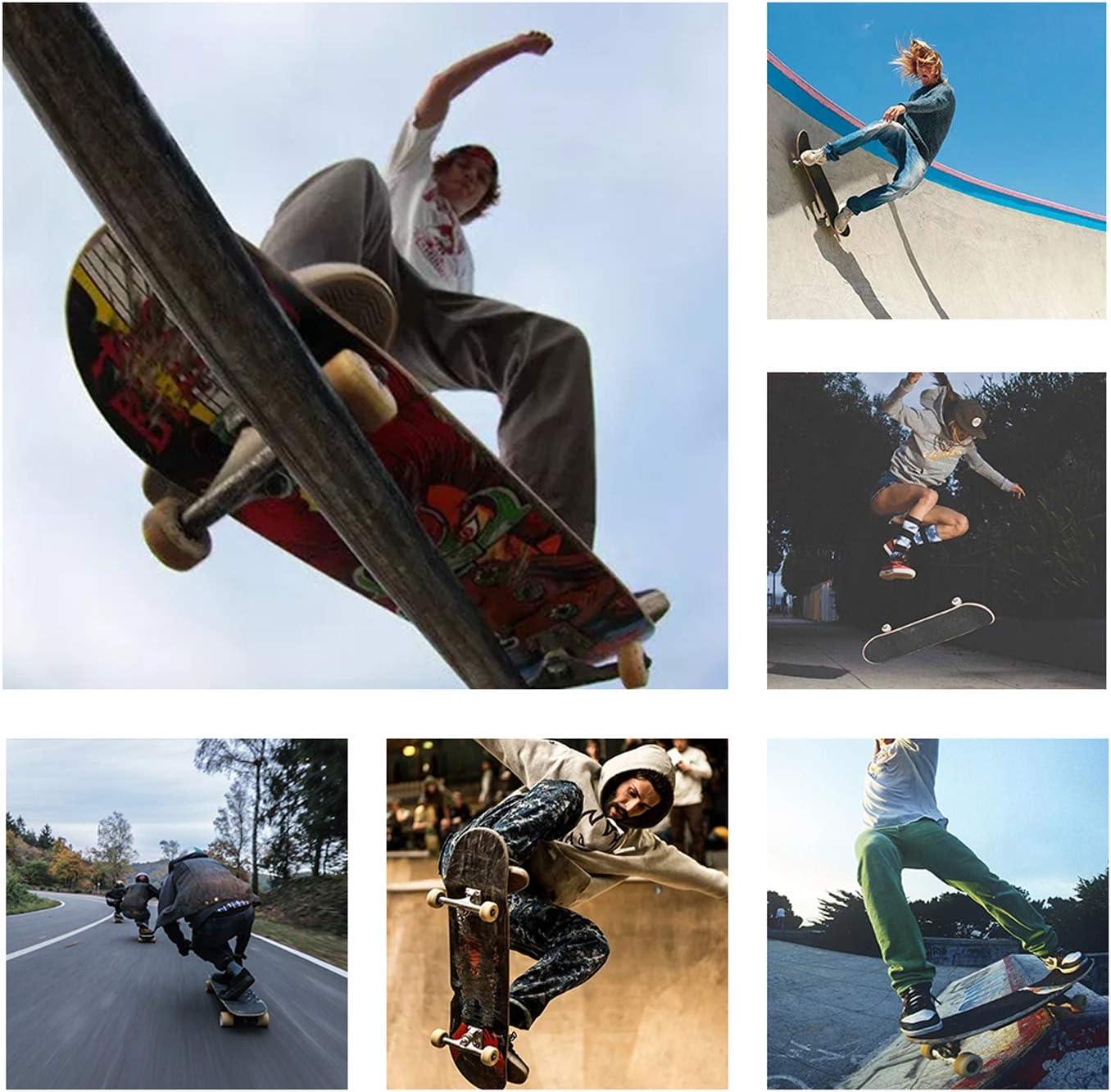 Kinderscooters, longboard skateboards, Skateboard 31
