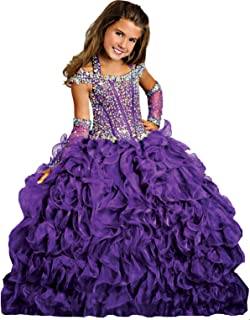 Best purple pageant dresses for toddlers Reviews
