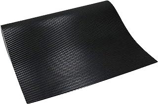 ハッピークロイツ カーラッピング・保護フィルム 153cm × 30cm カーボンブラック HK013