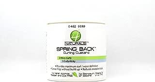 4 Naturals Spring Back Custard, 6 Ounce