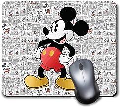 Memory Shop Alfombrilla de ratón Disney Mickey Mousepad Goma Antideslizante Estera Linda Divertida para Juegos y Gift`A2