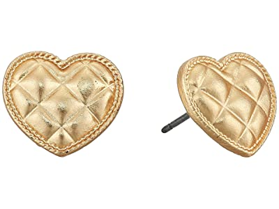 8 Other Reasons Love Your Life Studs Earrings (Gold) Earring