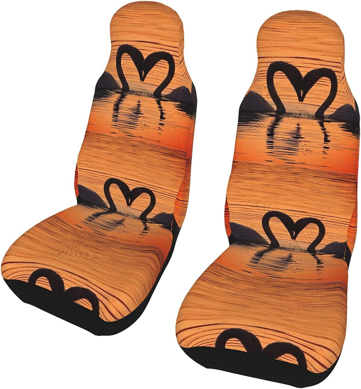 REDDATES Romantic Heart Shape Car Front Seat Jacksonville Mall Pro Fashionable Seats Cover