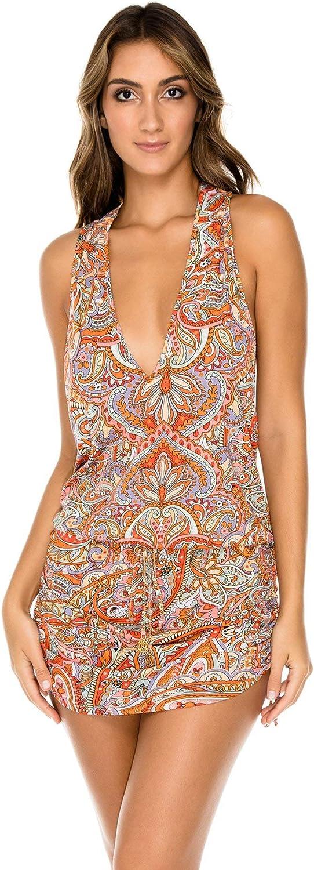 Luli Fama Women's Standard Swimwear, Multi, LGE