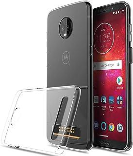 Capa Moto Z3 Play 6 Polegadas XT1929, Cell Case, Flexível, Transparente