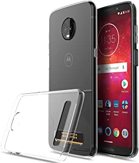 Capa Moto Z3 Play 6 Polegadas XT1929, Cell Case, Flexível, Transparente