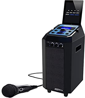 Singtrix Family Party Bundle Second Edition Karaoke Machine for Kids and Adults as seen..