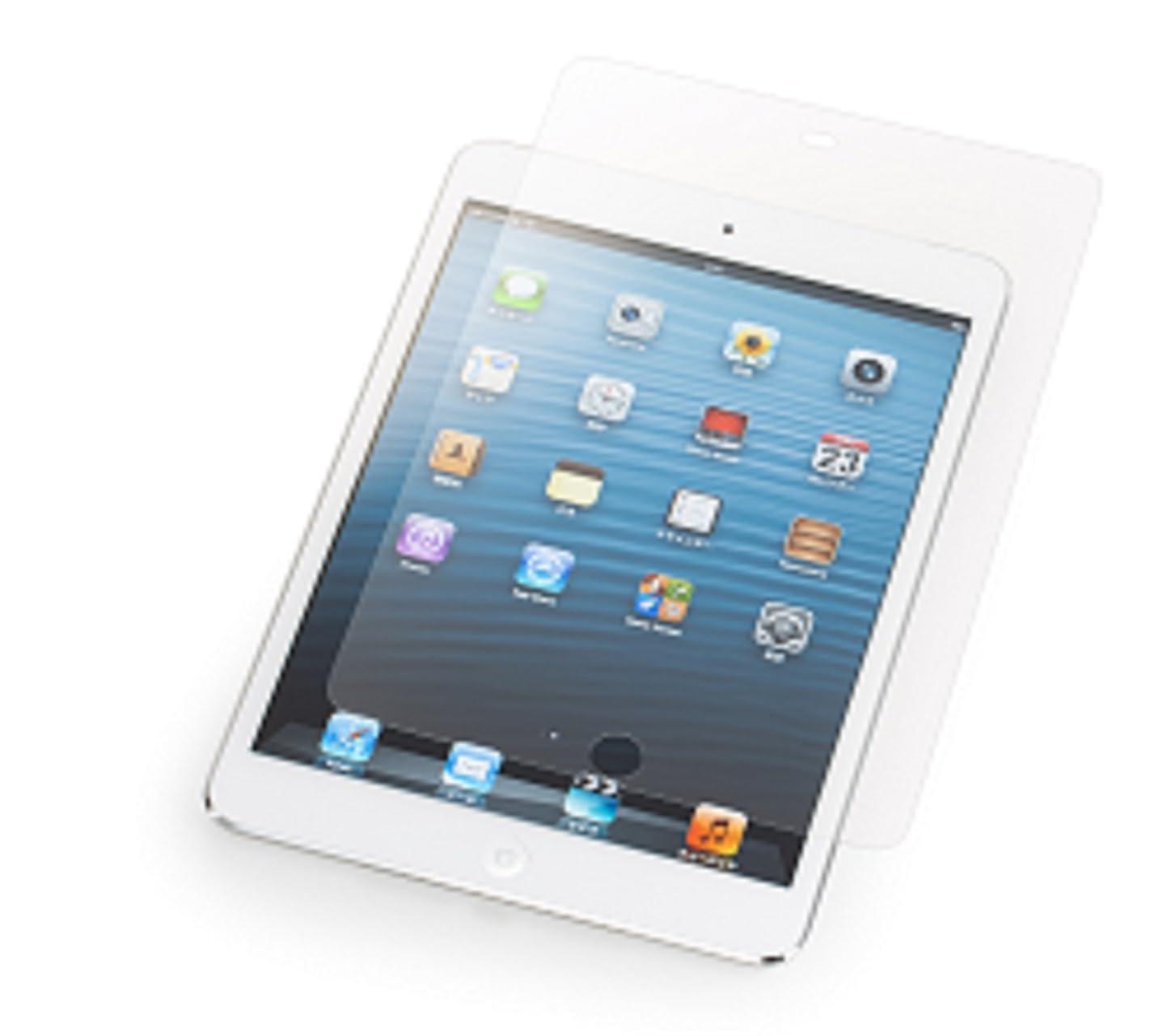 まだらジョットディボンドンバウンスSoftBank SELECTION 衝撃吸収フィルム iPad mini mini2 mini3用