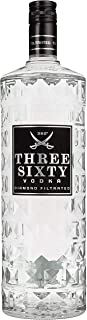 Three Sixty Vodka 37.5% vol 1 x 1.5 l