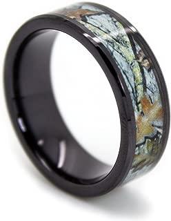 Best titanium camo rings Reviews