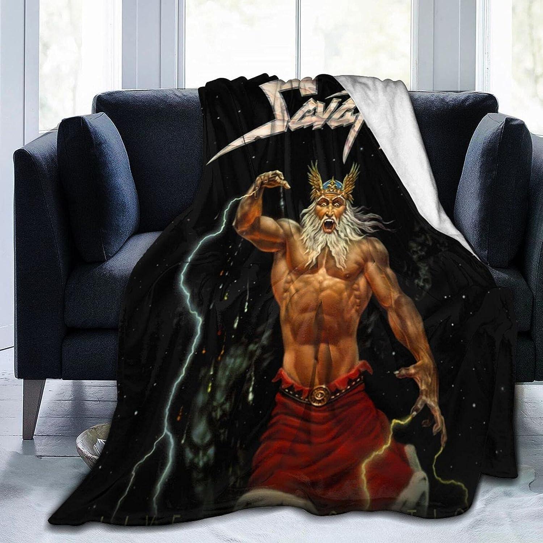 55% OFF Savatage SALENEW very popular Blanket 3D Printed Soft Woolen Fuzzy Throw Blan