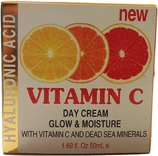 SPA Cosmetics Hyaluronic Acid Vitamin C Day Cream, 1.69 fl. oz.