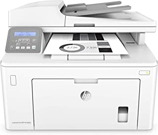 HP Laserjet Pro M148dw All-in-One Wireless Monochrome Laser Printer, Amazon Dash Replenishment Ready with Mobile & Auto Tw...