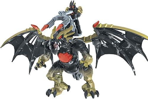 Mega Bloks Dragon Chaos Orzorus