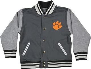 College Kids NCAA Toddler Letterman Jacket