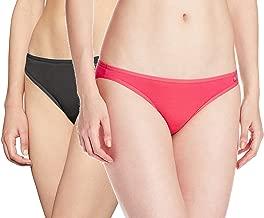 Jockey Women's Cotton Bikini Brief  (Pack of 2)