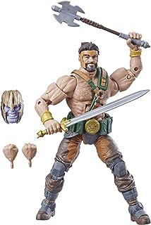 "Hasbro Marvel Legends Series 6"" Marvel's Hercules Marvel Comics Collectible Fan Figure"