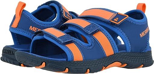 Blue/Orange