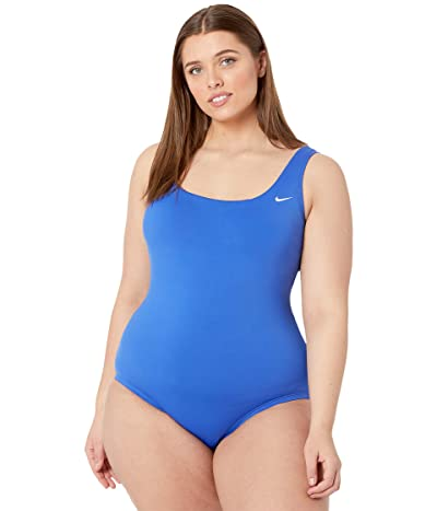 Nike Plus Size Essential U-Back One-Piece Women