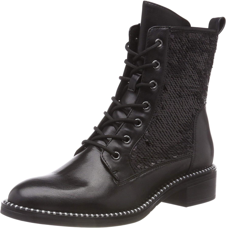 Tamaris Damen 25118-21 Combat Stiefel  | Qualitativ Hochwertiges Produkt