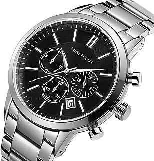 Mini Focus Casual Watch For Men Analog Metal - MF0188G.03