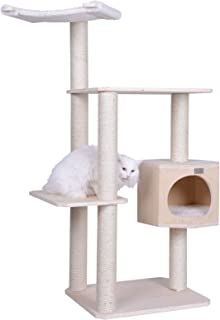 Armarkat Premium Pinus Sylvestris 69 in. Cat Tree