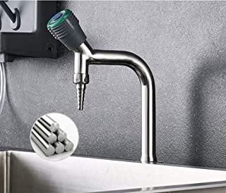 Didian Laboratory Faucet 304 Stainless Steel Test Faucet Test Bench Fume Hood Single Faucet