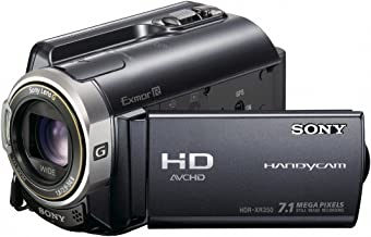 Sony HDR-XR350V 160GB High Definition HDD Handycam Camcorder (Discontinued by Manufacturer)