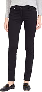J.McLaughlin Womens Lexi Mid Rise Jeans, Slim Leg Denim