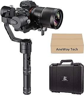 Zhiyun Crane V2 Handheld Gimbal Stabilizer for Mirrorless DSLR for Sony A7 Panasonic LUMIX Nikon Canon - US Warranty (Renewed)