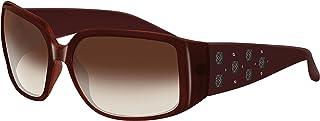 Loewe - SLW727S61093R Gafas de sol, Brown, 61 para Mujer