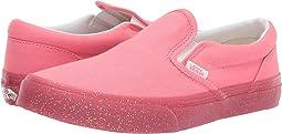 (Glitter Outside) Pink/Gold Glitter