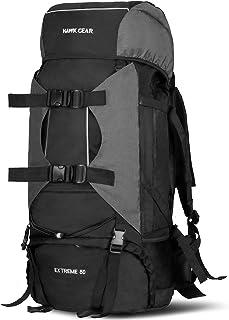 [HAWK GEAR(ホークギア)] バックパック 80L 大容量 防水 アウトドア 防災 災害 登山 旅行