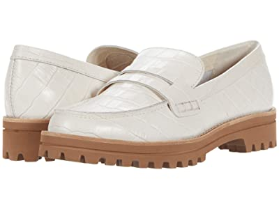 Dolce Vita Aubree (Ivory Croco Print Leather) Women