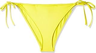 Calvin Klein Jeans Women's CHEEKY STRING SIDE TIE BIKINI Bikini Bottoms