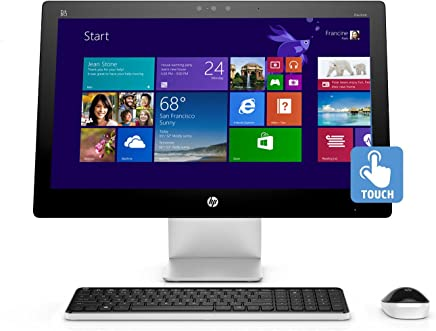 HP Pavilion 23-q012 AMD A8-7410 Quad-Core CPU, 23 Full