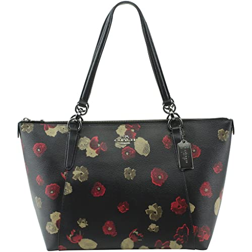 ef49d93f741d Coach Women s Ava Tote In HalfTone Floral Print Canvas
