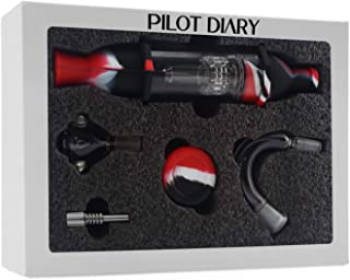 Pilot Diary Silicone Honey Straw Water Filtering 8.3