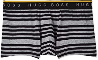 Hugo Boss Trunk for Men - Black & Grey, Size XL