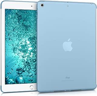 kwmobile Apple iPad 9.7 (2017 / 2018) 用 シリコン ケース - タブレットカバー - 耐衝撃 TPU ソフト 保護ケース