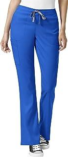 WonderWink PRO 5319 Women's Moderate Flare Leg Cargo Pant