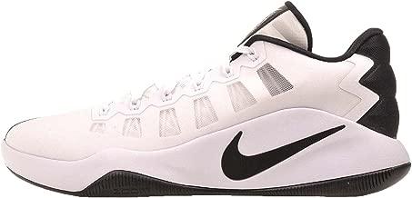 Nike Mens Hyperdunk 2016 Low Basketball Shoes-White-9