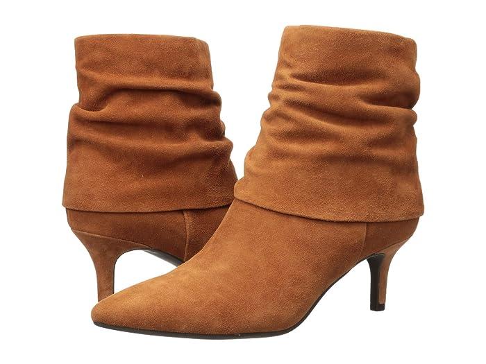 Aerosoles  Ramble On (Dark Tan Suede) Womens  Shoes