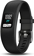 Garmin vívofit 4 activity tracker with 1+ year battery life and color display. Large, Black. 010-01847-03