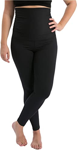 The Louisa Ultra High-Waisted Over The Bump Maternity & Pregnancy Leggings
