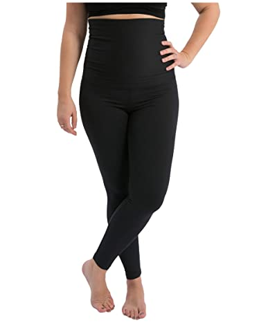 Kindred Bravely The Louisa Ultra High-Waisted Over The Bump Maternity Pregnancy Leggings (Black) Women
