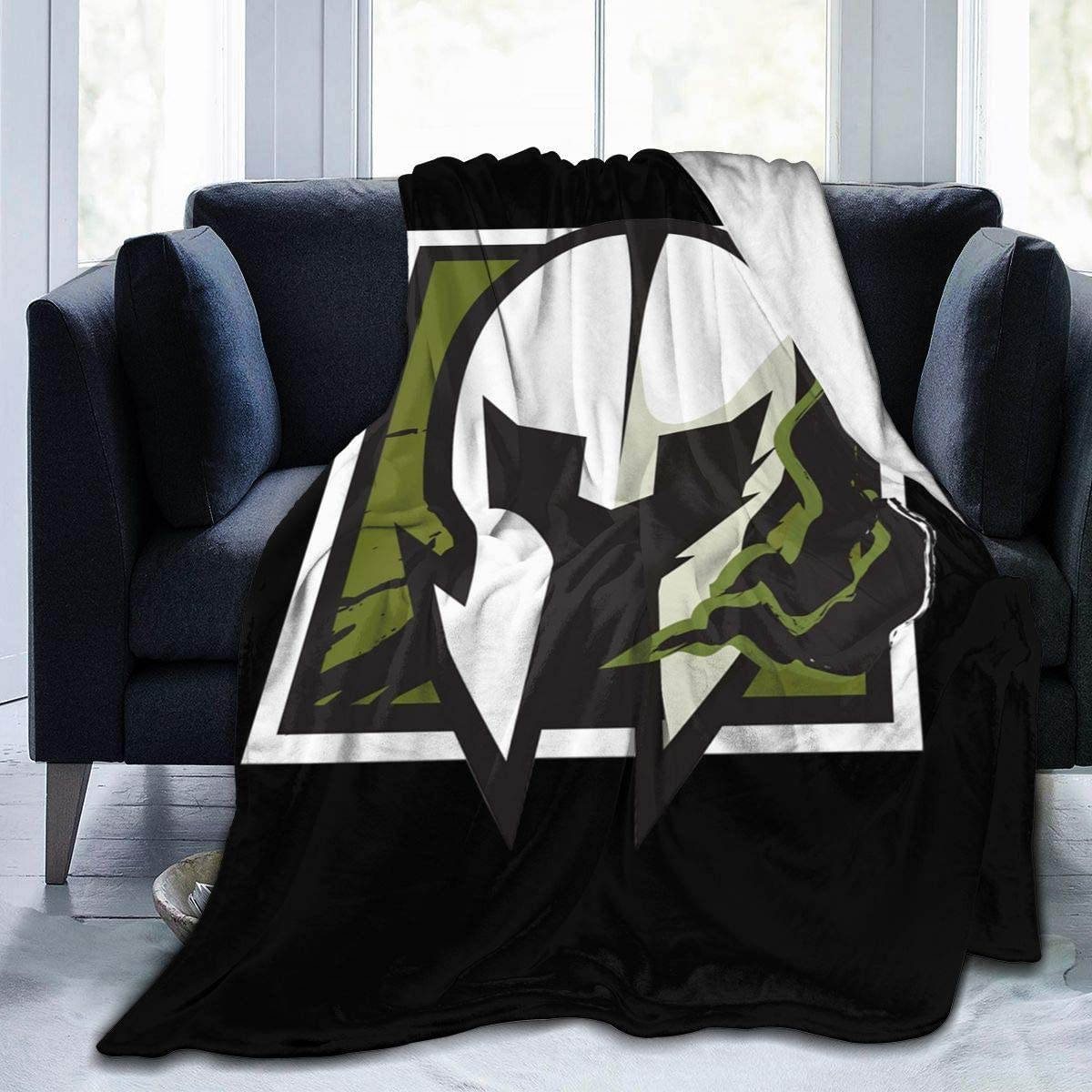 LYDIA MISTRY Rainbow Six Siege icon Throw Maestro Lightw Surprise Wholesale price Blanket